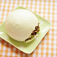 素食【味美葱花馒头】营养早餐