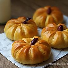 ~南瓜面包~丰收季的香甜点心(二)