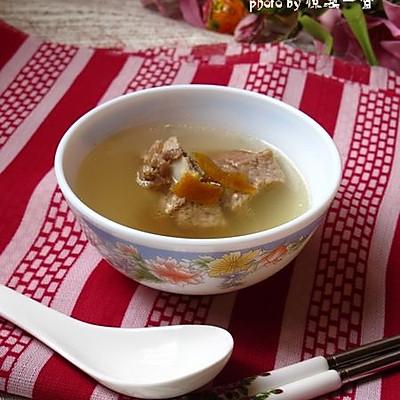 陈皮牛骨汤