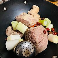 酱牛肉一劳永逸的多种吃法的做法图解2