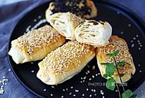 白鲨面粉试用之黄桥酥烧饼#KitchenAid的美食故事#的做法