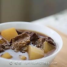 好食 | 铸铁锅暖锅食谱--萝卜牛腩
