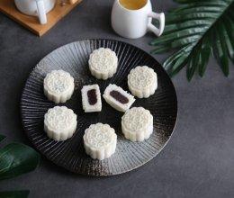 【霜降吃根菜】山药红豆糕的做法