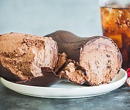 超适合初秋的可乐冰淇淋蛋糕的做法