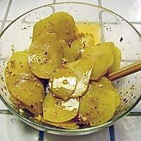 最上瘾的绝味川菜——凉拌土豆片的做法图解4