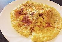 灰灰的芝士洋葱鸡蛋饼的做法