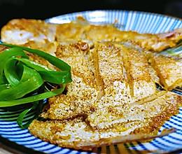 香煎鲳鱼原汁原味又酥又香的做法