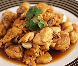 小羽私厨之鸡腿油豆腐的做法
