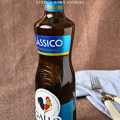 橄露Gallo经典特级初榨橄榄油试用之一 ——燕麦面包的做法 步骤1