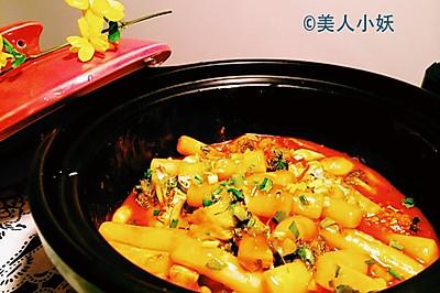 韩国炒年糕(绝望煮妇快手系列)