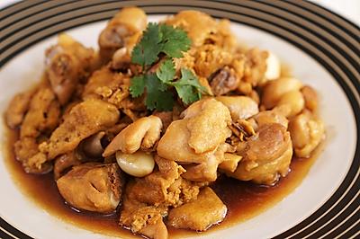 小羽私厨之鸡腿油豆腐