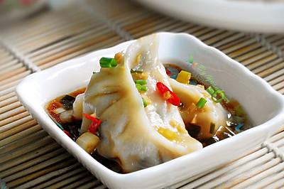 -猪肉白菜饺子