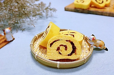 黄金红枣卷(冷藏发酵)