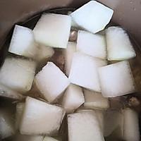 #夏日撩人滋味# 冬瓜排骨汤的做法图解4