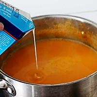 南瓜浓汤的做法图解5