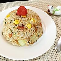 土豆焖饭#美的初心电饭煲#的做法图解8