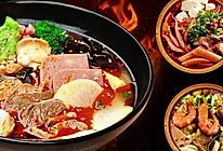 麻辣火锅的做法