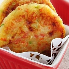 土豆火腿早餐饼