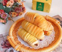 #奈特兰草饲营养美味#红豆卷的做法