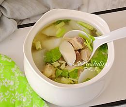 山药萝卜牛腩汤的做法