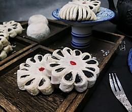 枣花酥#快手又营养,我家的冬日必备菜品#的做法