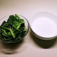 #硬核菜谱制作人#肉粒菠菜肠粉的做法图解2