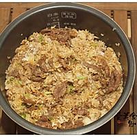 只需要一个电饭煲就可以做出香气扑鼻的牛肉饭的做法图解8