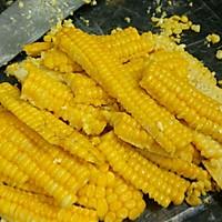 鲜榨玉米汁的做法图解3
