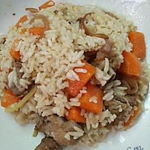 胡萝卜排骨煲