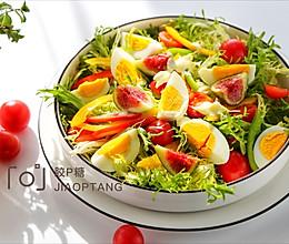 蔬果缤纷沙拉的做法