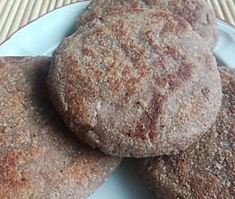 传统粘火勺粘高粱米面小粘饼的做法