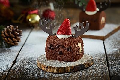 圣诞特供可爱麋鹿卷——米博版