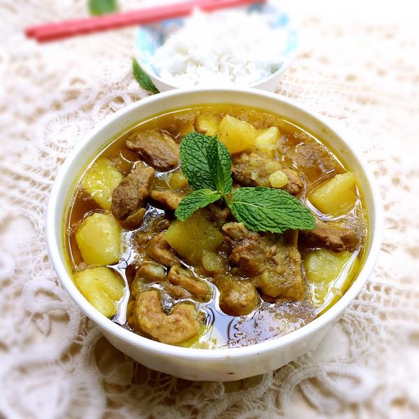 鸭肉焖土豆的做法