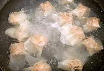猪肉虾仁馄饨的做法