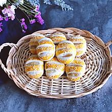 椰香糯米老婆饼