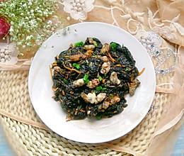 海蛎紫菜煎的做法