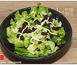 生菜沙拉:享受轻食的舒服时光的做法