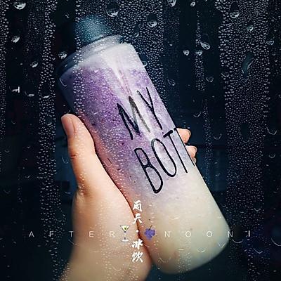 荔枝蓝莓冰饮