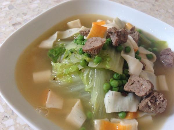 煮大白菜的做法