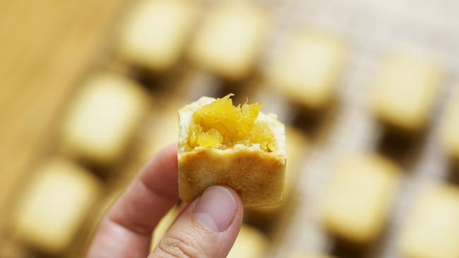 自己在家也可以做出美味的凤梨酥~的做法