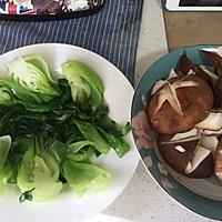 蚝油香菇青菜#人人能开小吃店#的做法图解7