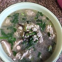 肉丸子汤的做法图解9
