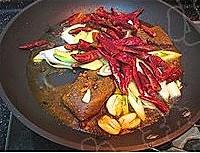 香辣干锅虾的做法图解3