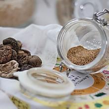 宝宝辅食调味料:香菇粉