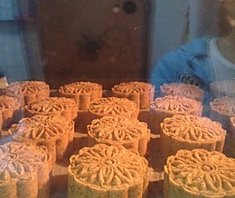 豆粉糕的做法