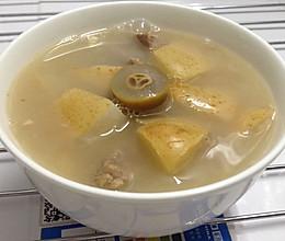 夏、秋季青橄榄雪梨瘦肉汤(3-4人)的做法