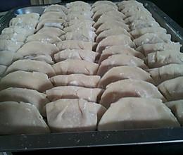 胡萝卜肉馅水饺的做法