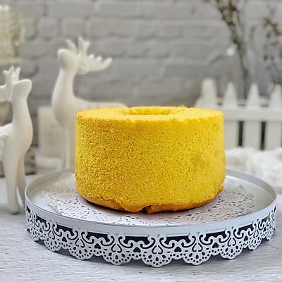 美容养颜、营养健康的南瓜戚风蛋糕