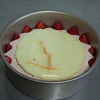 草莓慕斯蛋糕的做法图解22
