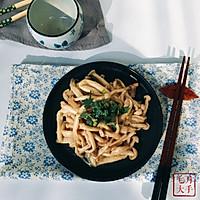 海鲜菇炒肉丝的做法图解10